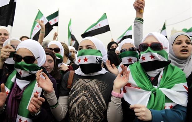 siria ribelli primavera araba