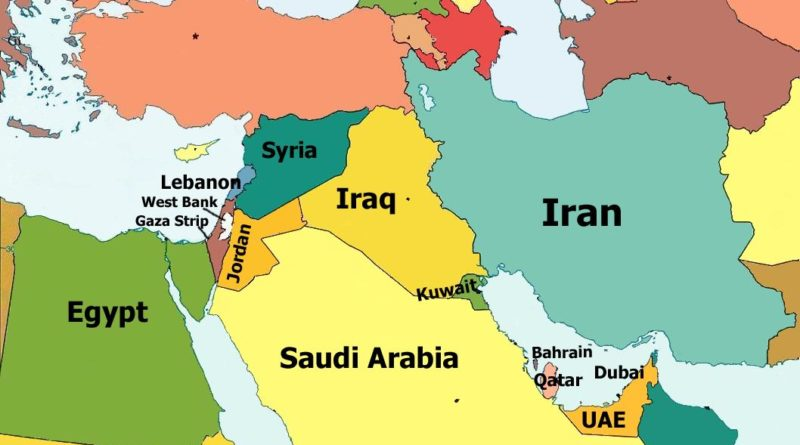 paesi arabi crisi siria