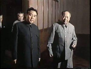 kim il-sung mao corea del nord cina