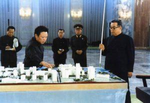 kim il-sung kim jong-il corea del nord