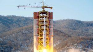 razzo taepodong corea del nord missili