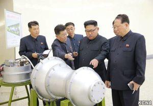 bomba termo-nucleare corea del nord kim jong un atomica