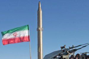iran missili
