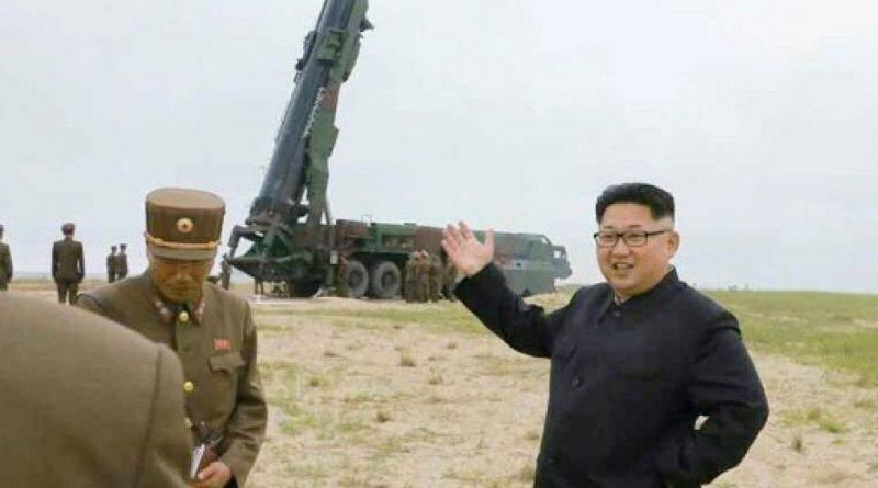 missile corea del nord kim jong un hwasong