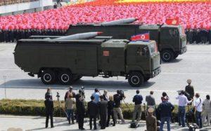 missile kn-2 corea del nord missili