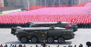 Missile Hwasong-6 corea del nord missili
