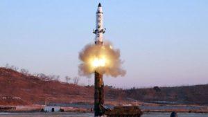 corea del nord missile KN-15