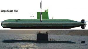 Sottomarino corea del nord classe sinpo missile kn-11 missili