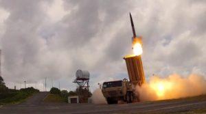 sistema anti-missile usa thaad missili