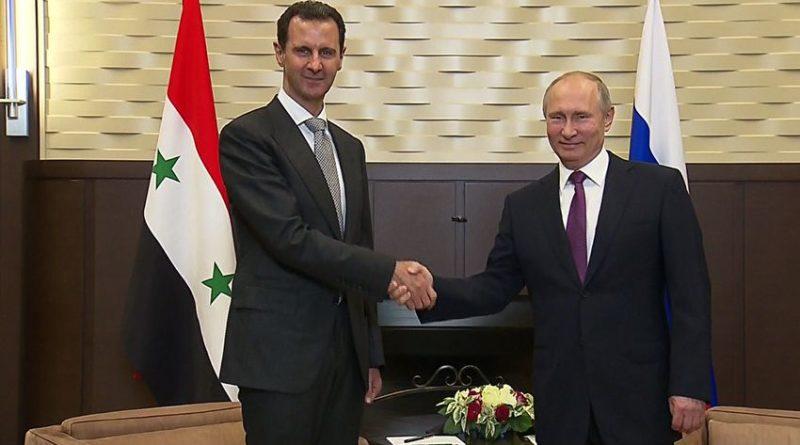 Assad-Putin-Sochi-Siria-Russia