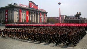 Corea del Nord esercito