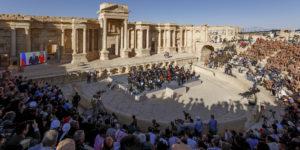 Concerto Russia Siria Palmira