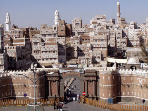 Yemen capitale Sana'a