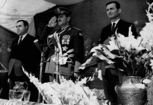 Hafiz al-Assad Salah Jadid Siria Partito Baath