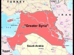 Grande Siria panaraba