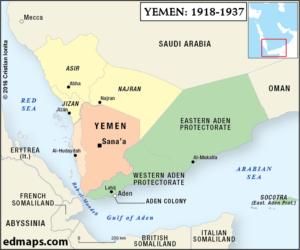 Yemen Regno unito Arabia Saudita