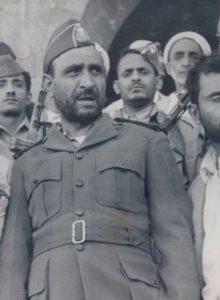 Presidente Yemen Abdullah al-Sallal 1962 panarabista