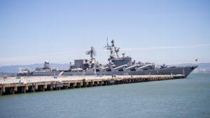 Siria base della marina Russia di Tartus nel mediterraneo
