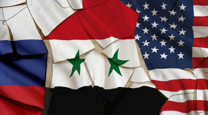 Siria geopolitica Russia USA Turchia Iran Israele