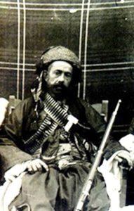 Re del Kurdistan Mmahmud Barzani curdi Iraq