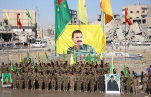 Ocalan PKK curdi YPG SDF siria
