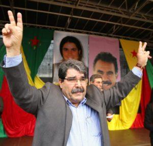 salih muslim curdi siria pyd pkk ocalan