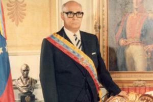 Presidente Venezuela Raul Leoni
