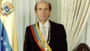 Presidente Venezuela Carlos Andres Perez Azione Democratica