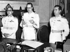 Giunta militare Carlos Delgado Chalbaud presidente Marcos Pèrez Jimènez