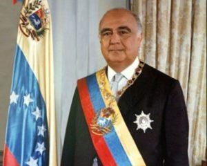 Presidente Venezuela Lusinchi Azione Democratica