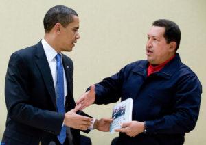 Venezuela Chavez USA Obama