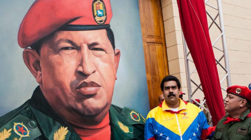 Venezuela Chavez Maduro rivoluzione bolivariana chavista