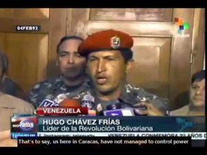 Hugo Chavez golpe militare venezuela 1992 MBR-200