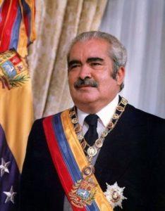 Presidente venezuela luis herrera campins copai