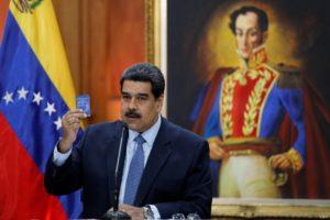Presidente Venezuela Maduro Costituzione bolivariana