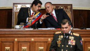 Presidente Vanezuela Maduro Diosdado Cabello Generale Padrino Assemblea Nazionale