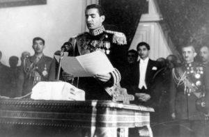 Shah Iran Mohammad Reza Pahlavi