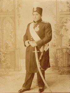 Shah Persia Ahmad Qajar