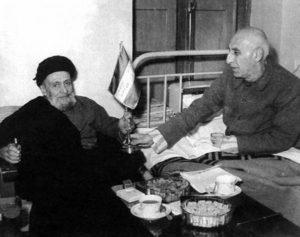 Ayatollah Kashani Mosaddeq Iran Fronte Nazionale