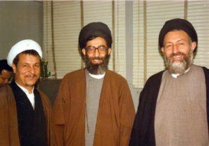 Presidente repubblica islamica Iran Rasfanjani guida suprema ayatollah Khomeini