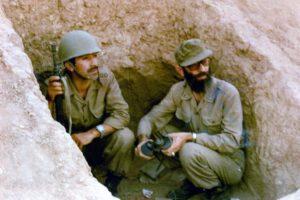 Alì Khamenei Iran guerra del golfo Iran Iraq