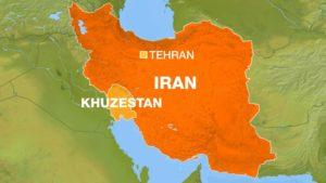 Iran Khzenstan Iraq Shatt al arab guerra del golfo persico