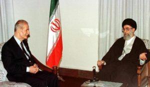 Presidente Siria Hafiz Assad Guida suprema Iran Alì Khamenei alleanza asse della resistenza