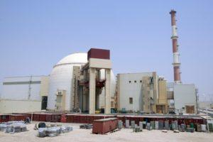 Centrale nucleare iran Bushehr