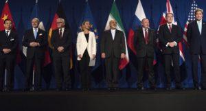 Gruppo 5+1 accordo nucleare iraniano JCPOA