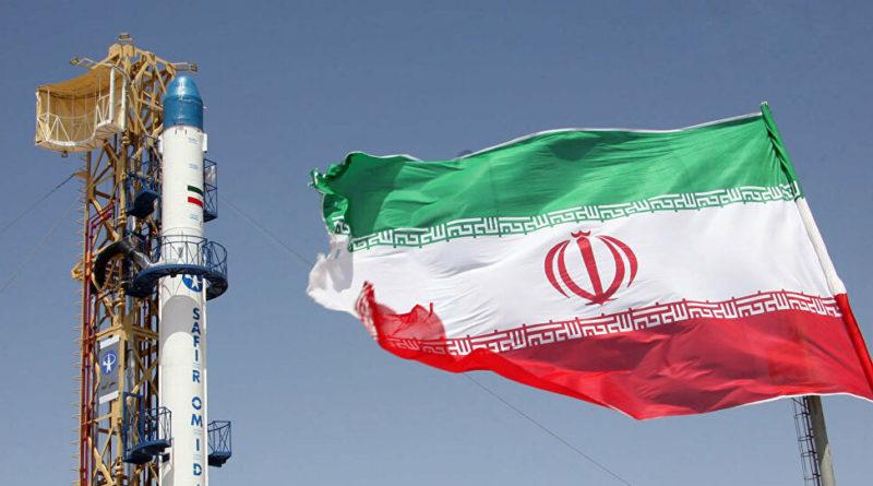 Iran programma missili satelliti