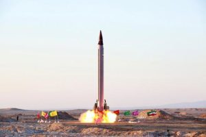 Iran missile Emad