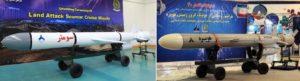 Iran missili cruise guidati Soumar Hoveyzeh