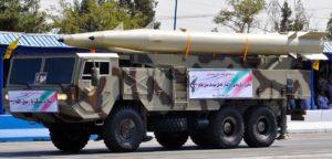 Iran missile Fateh-313