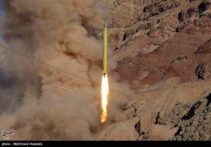 Iran missile Ghadr-110
